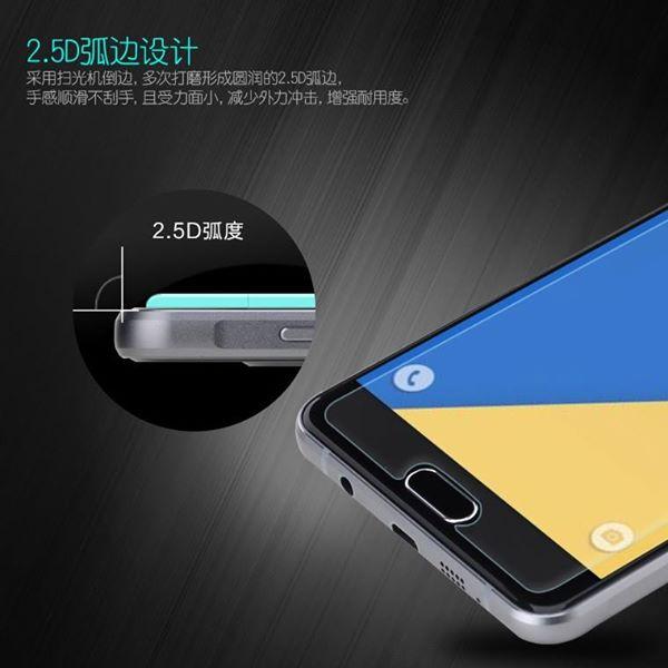 2.5D mobilkijelzõ védelme edzett üveggel