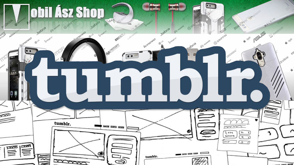 Mobil Ász Shop már a tumblr-en is!