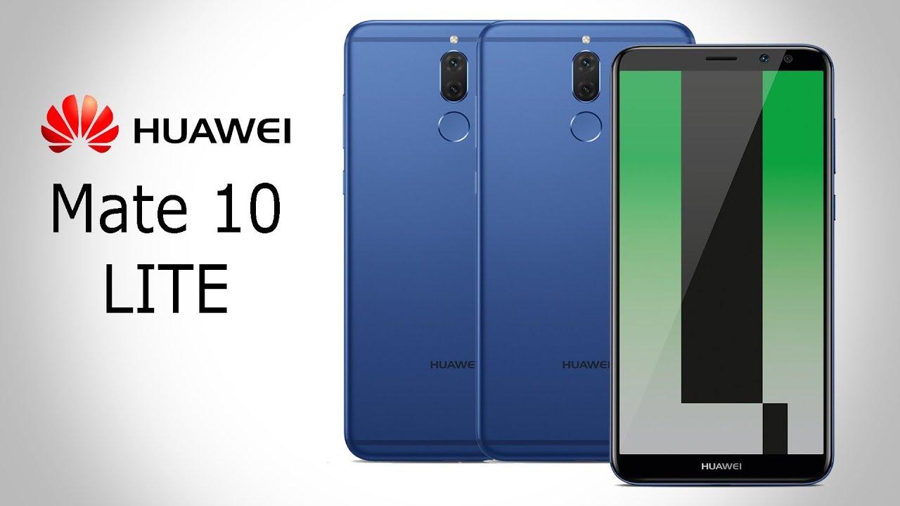 Négy kamerával jött Magyarországra a Huawei Mate 10 Lite.