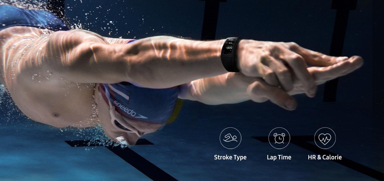 Samsung okosórái: Samsung Gear Sport és Samsung Gear Fit 2 Pro