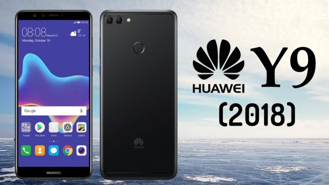 Újdonság a kínai gyár óriástól .: Huawei Y9 2018