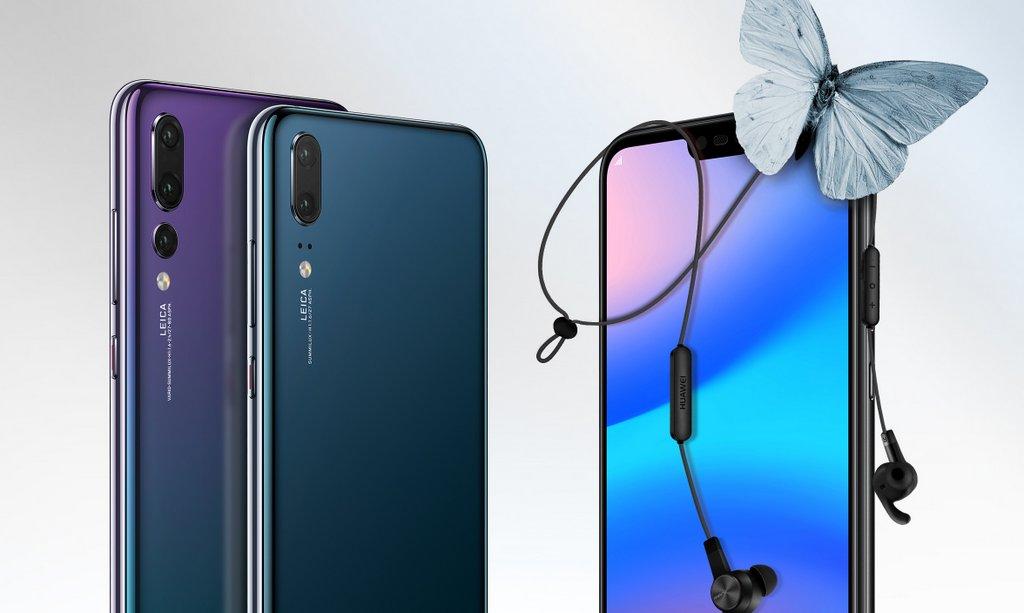 Huawei P20 - A csoda elérkezett!
