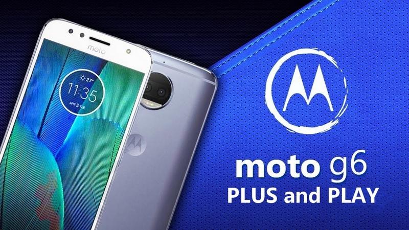 Motorola G6 család - Együtt a legjobbak!