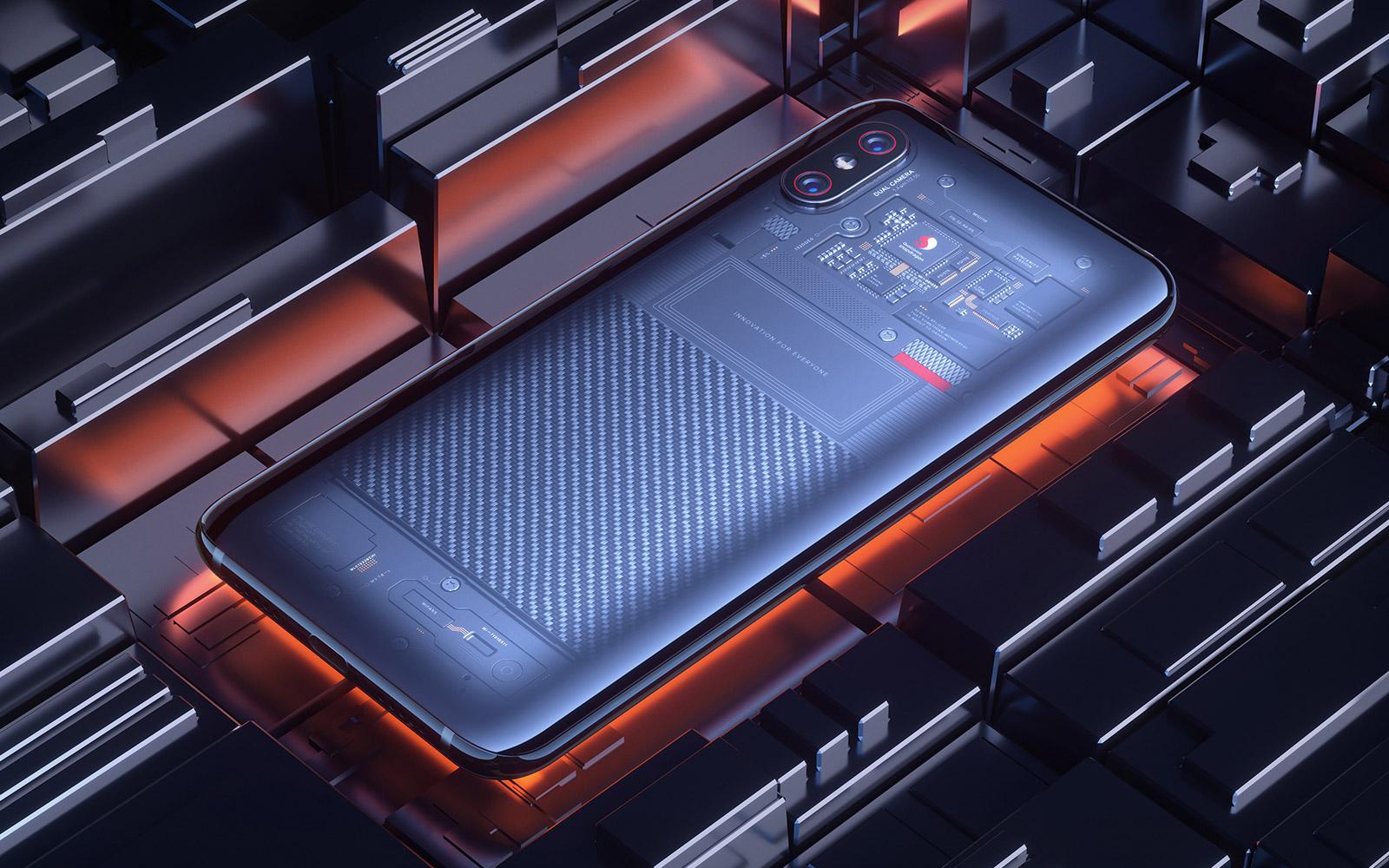 Lehullt a lepel a Xiaomi Mi 8 Explorer Edition -ról!