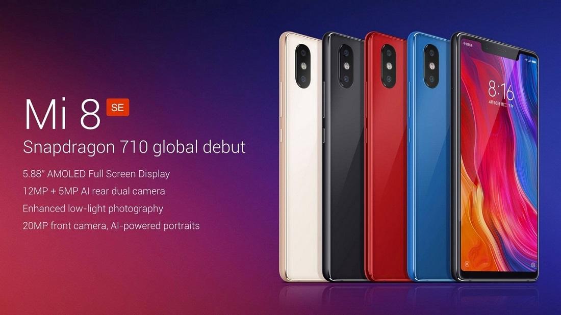 Xiaomi Mi 8 SE - Megbízható minőség, megfizethető áron
