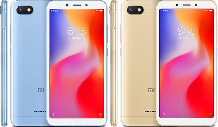 A Xiaomi új telefonja.: Redmi 6A