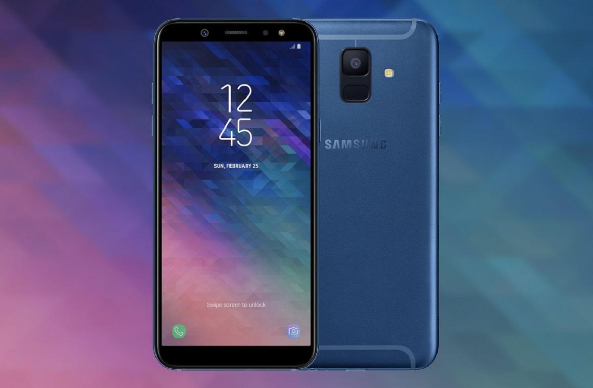 A samsung bemutatta a Galaxy A6 2018-at!