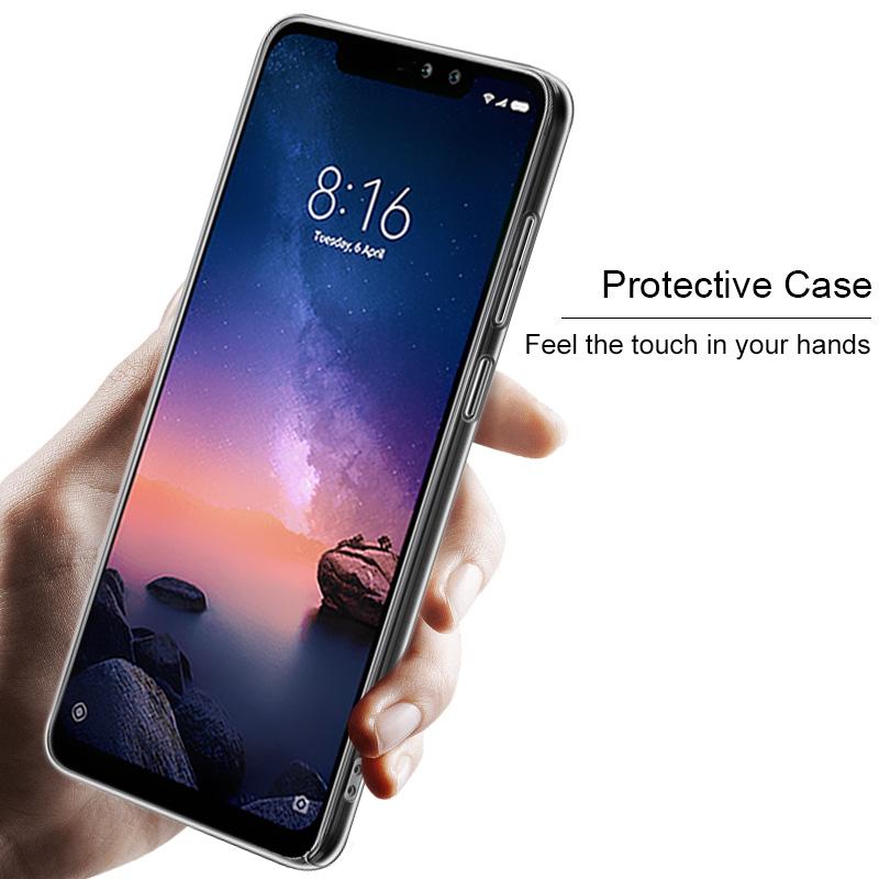 Imak Crystal Case Pro II műanyag telefonvédő