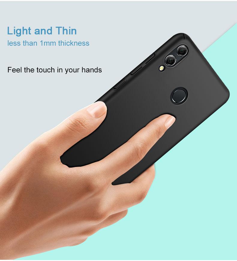 Mofi Shield Slim műanyag telefonvédő