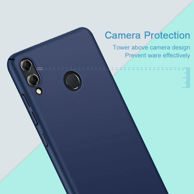 Mofi Shield Slim műanyag telefonvédő kamera védelem